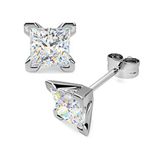 Anne princess cut ring