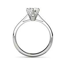 Sandra solitaire engagement ring