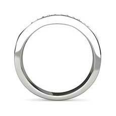 Donna five stone diamond ring