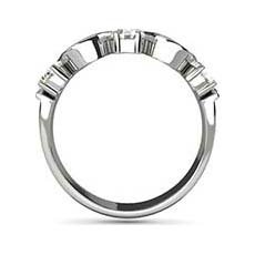 Rani five stone diamond ring