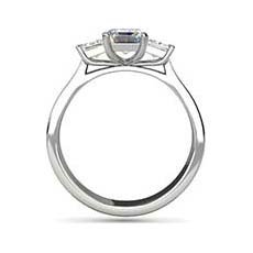 Kristen trilogy diamond ring