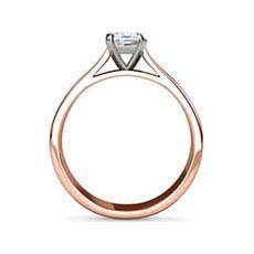 Jennifer rose gold ring