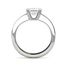 Rowena platinum engagement ring