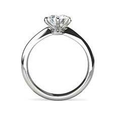 Courtney diamond ring