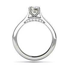 Cosette diamond ring