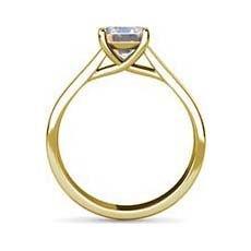 Gail yellow gold diamond ring