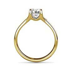 Gillian diamond ring