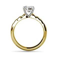 Whitney diamond ring