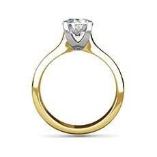 Georgia yellow gold ring