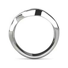 Robin rubover engagement ring
