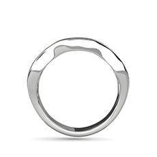Jamelia five stone diamond ring